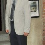 """Accigliaro alla galleria """"Artanda"""" di Acqui Terme nel 2011"""