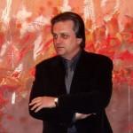 Accigliaro nella galleria Galeasso ad Alba nel 2006
