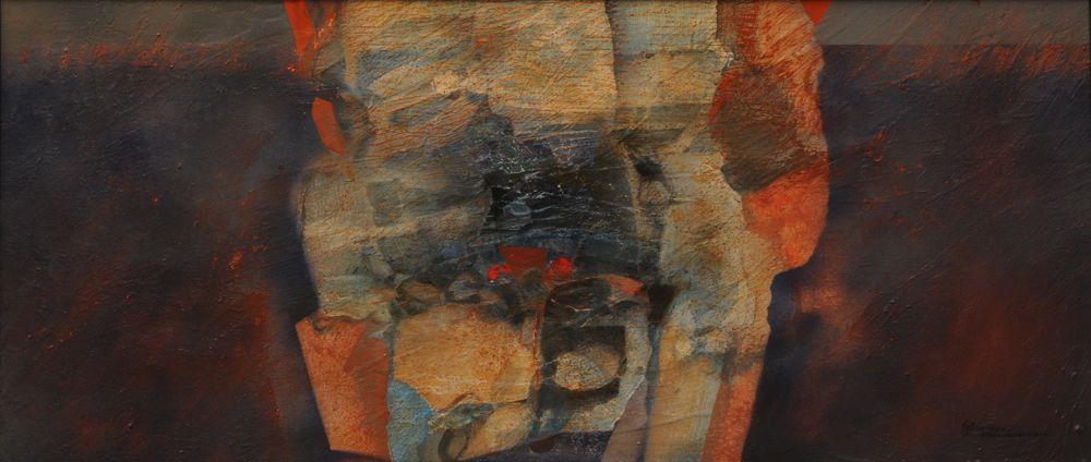 Un frammento del tardo sfolgorio, 1989