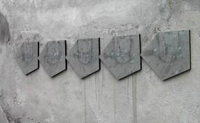 Sequenza di basamenti dal tempio dei desideri